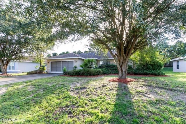 8667 SW 60th Circle, Ocala, FL 34476 (MLS #542040) :: Bosshardt Realty
