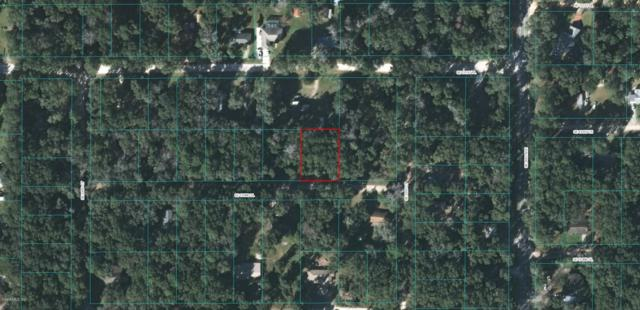 0 SE 132nd Place Place, Belleview, FL 34420 (MLS #542552) :: Bosshardt Realty