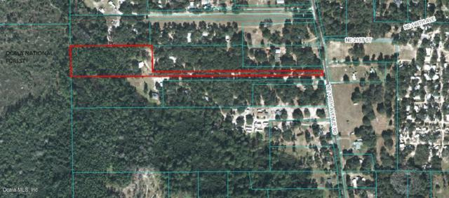 2002 NE 145th Avenue Road, Silver Springs, FL 34488 (MLS #542625) :: Bosshardt Realty