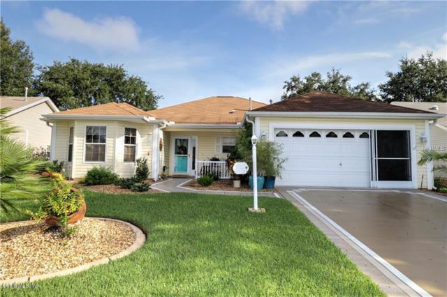 9175 SE 171st Argyll Street, The Villages, FL 32162 (MLS #542709) :: Realty Executives Mid Florida