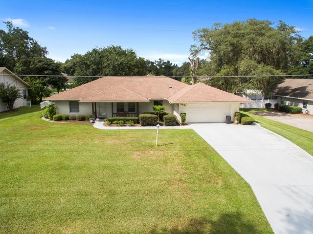 4421 SW 44th Lane, Ocala, FL 34474 (MLS #542763) :: Bosshardt Realty