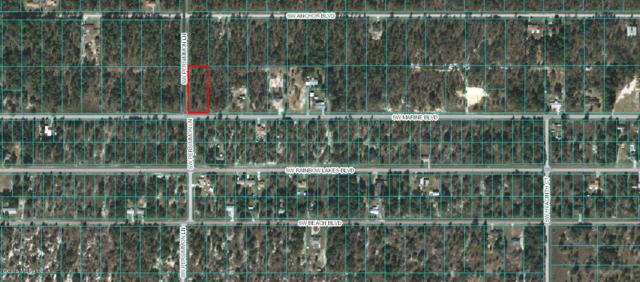 00 SW Marine Boulevard, Dunnellon, FL 34431 (MLS #542993) :: Pepine Realty