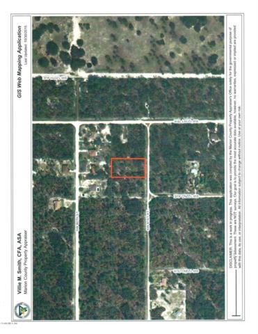 00 SW 81st Street, Dunnellon, FL 34432 (MLS #543005) :: Pepine Realty