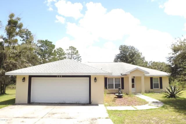 355 NW Timberlake Road, Dunnellon, FL 34431 (MLS #543071) :: Pepine Realty