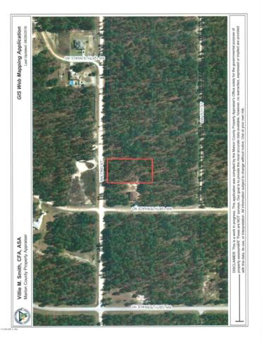 00 SW 73 Road, Dunnellon, FL 34432 (MLS #543157) :: Realty Executives Mid Florida