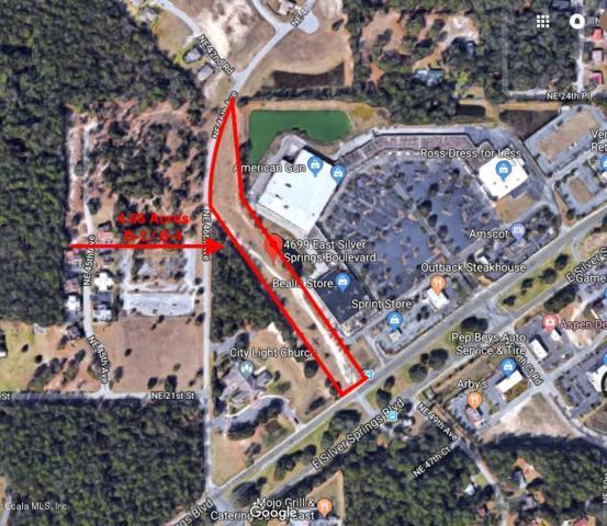 4699 E Silver Springs Boulevard, Ocala, FL 34470 (MLS #543218) :: Pepine Realty