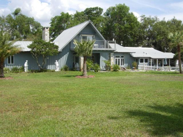 152 Marvin Jones Road, Crescent City, FL 32112 (MLS #543239) :: Pepine Realty
