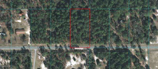 0 SW 155th Street, Dunnellon, FL 34432 (MLS #543321) :: Thomas Group Realty