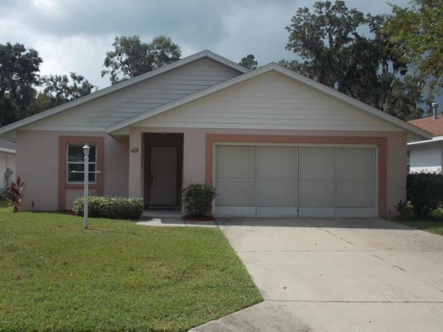 1020 NE 30th Avenue #109, Ocala, FL 34470 (MLS #543338) :: Bosshardt Realty