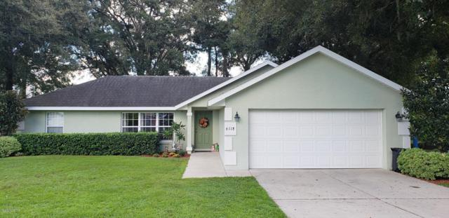 6118 SE 127th Place, Belleview, FL 34420 (MLS #543343) :: Bosshardt Realty