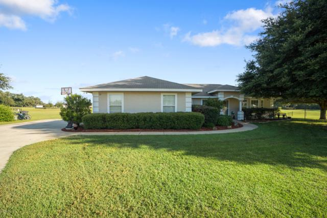 6911 SE 99th Place, Belleview, FL 34420 (MLS #543354) :: Realty Executives Mid Florida