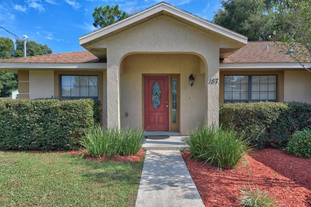 157 Redwwod Road, Ocala, FL 34472 (MLS #543388) :: Pepine Realty