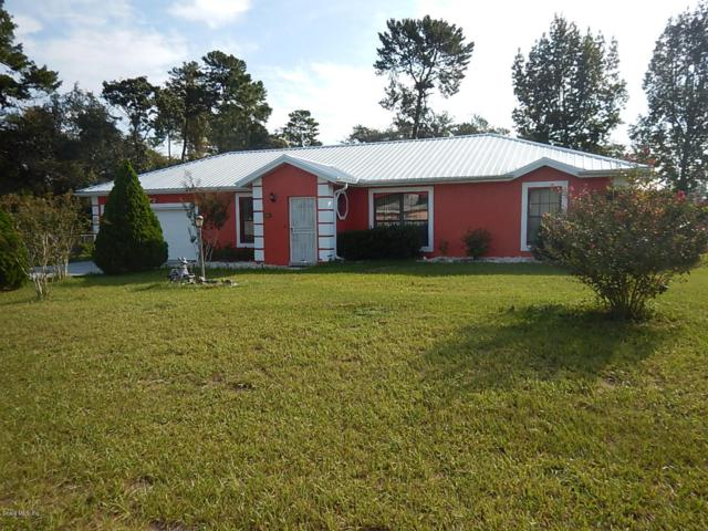 2511 SW 154th  Place Road, Ocala, FL 34473 (MLS #543416) :: Realty Executives Mid Florida