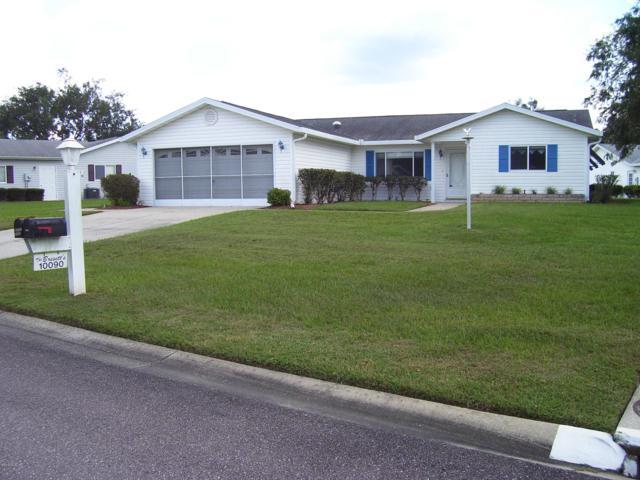 10090 SE 179th Place, Summerfield, FL 34491 (MLS #543431) :: Pepine Realty