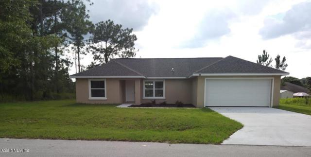 4760 SW 138th Loop, Ocala, FL 34473 (MLS #543483) :: Pepine Realty