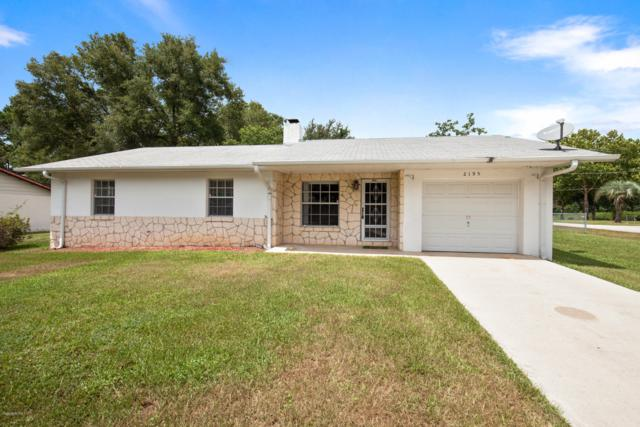 2195 NE 55th Street, Ocala, FL 34479 (MLS #543493) :: Thomas Group Realty