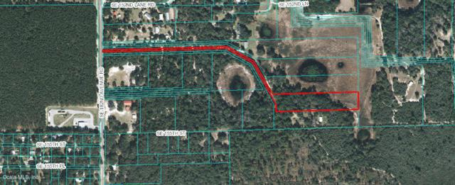 TBD SE 182 Avenue Road, Umatilla, FL 32784 (MLS #543598) :: Thomas Group Realty