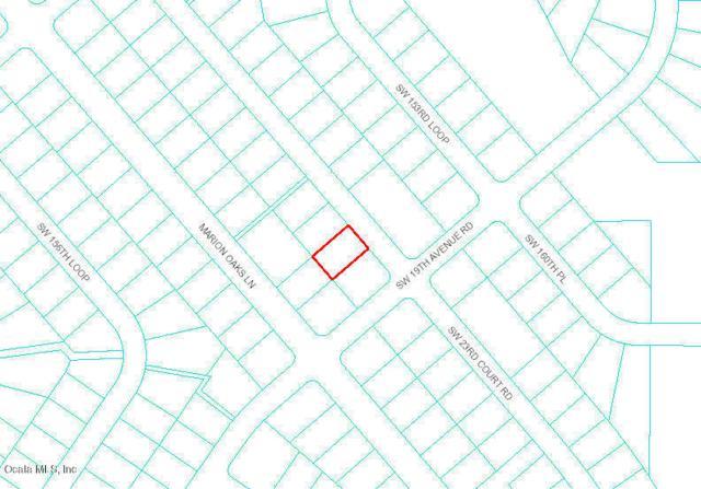 0 SW 23 COURT Road, Ocala, FL 34473 (MLS #543715) :: Bosshardt Realty