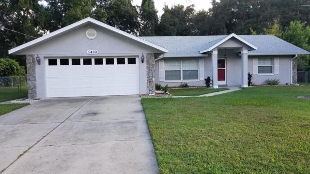 5400 SE 127th Place, Belleview, FL 34420 (MLS #543799) :: Bosshardt Realty