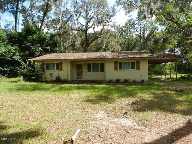 6740 SE 119th Street, Belleview, FL 34420 (MLS #543875) :: Bosshardt Realty