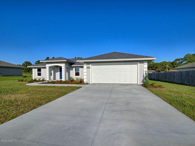 12374 SE 101st Court, Belleview, FL 34420 (MLS #543984) :: Bosshardt Realty