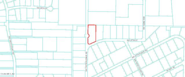 0 SW 47th Street, Ocala, FL 34482 (MLS #544050) :: Thomas Group Realty