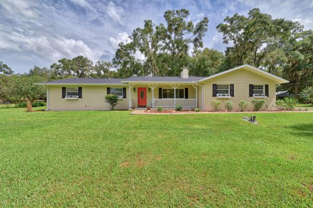 8851 SW 19th Ave Road, Ocala, FL 34476 (MLS #544163) :: Bosshardt Realty