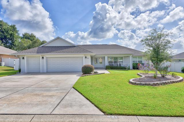 991 SE 67th Court, Ocala, FL 34472 (MLS #544216) :: Bosshardt Realty