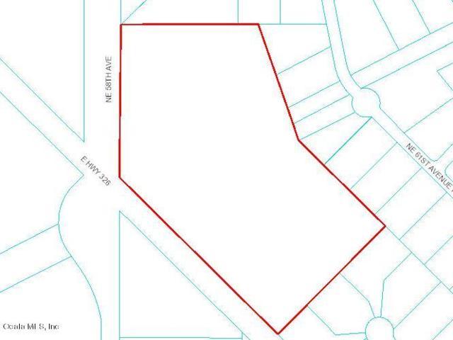 TBD E Hwy 326, Ocala, FL 34471 (MLS #544241) :: Thomas Group Realty