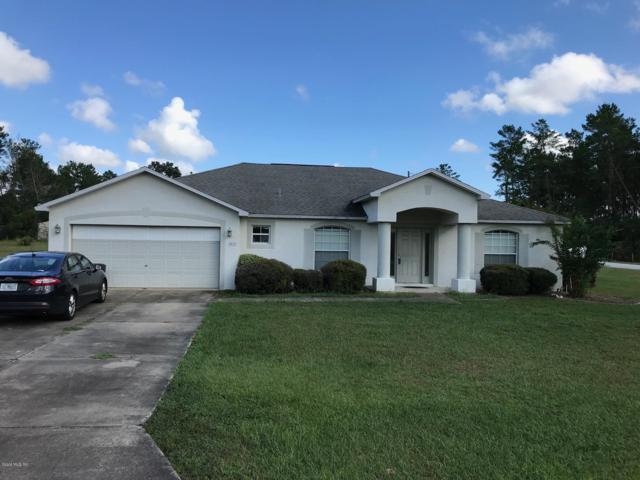 3823 SW 109th Lane, Ocala, FL 34476 (MLS #544250) :: Bosshardt Realty
