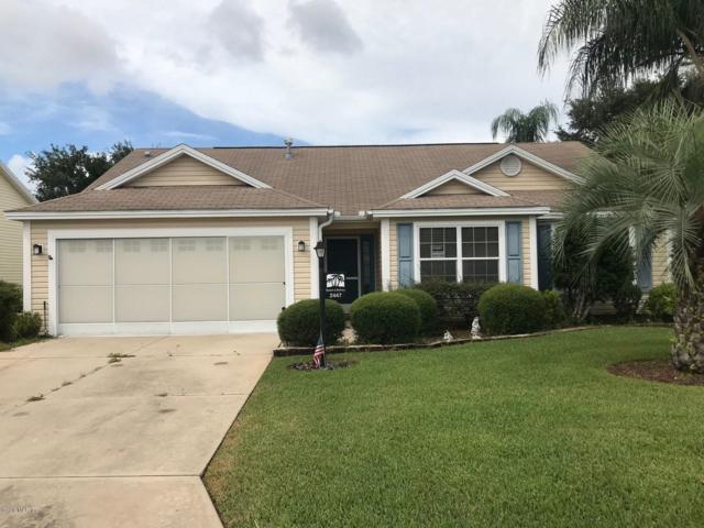 2447 Tamarindo Drive, The Villages, FL 32162 (MLS #544271) :: Realty Executives Mid Florida