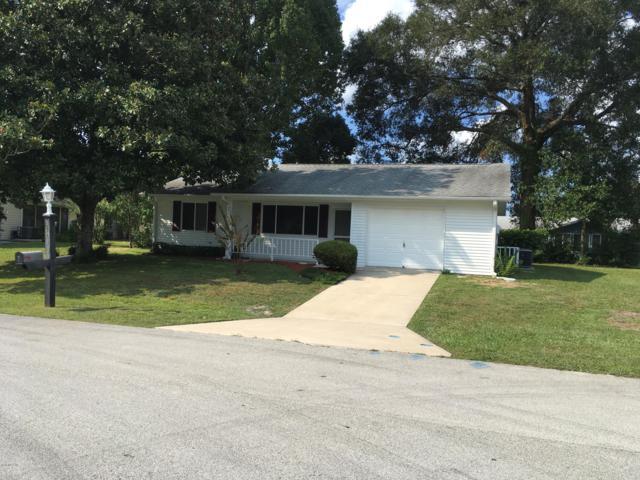 8101 SW 109th Place Road, Ocala, FL 34481 (MLS #544363) :: Bosshardt Realty