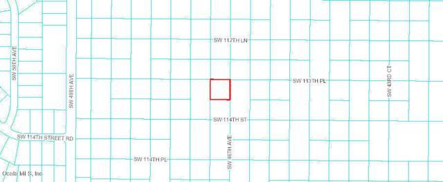 0 SW 113 Place, Ocala, FL 34473 (MLS #544378) :: Bosshardt Realty