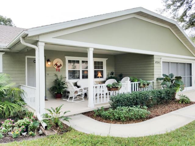8720 SW 97th Street C, Ocala, FL 34481 (MLS #544480) :: Thomas Group Realty
