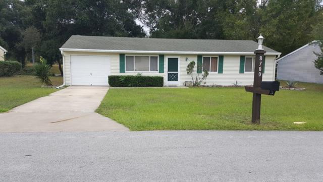8700 SW 109th Lane, Ocala, FL 34481 (MLS #544487) :: Bosshardt Realty