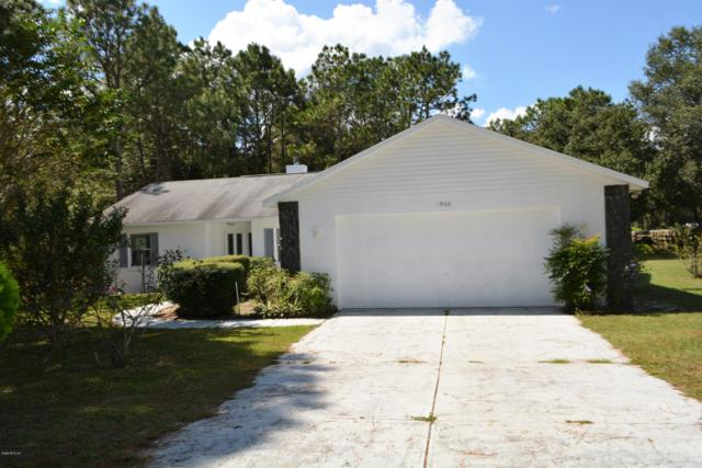 1900 NW 73rd Terrace, Ocala, FL 34482 (MLS #544552) :: Thomas Group Realty