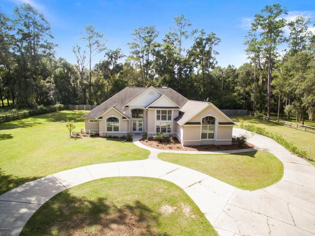 7414 NW 83rd Court Road, Ocala, FL 34482 (MLS #544619) :: Bosshardt Realty
