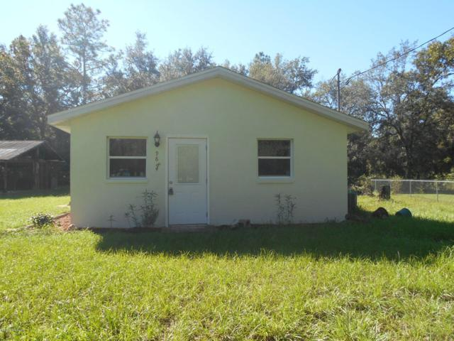 9684 SW 155 Street, Dunnellon, FL 34432 (MLS #544711) :: Realty Executives Mid Florida