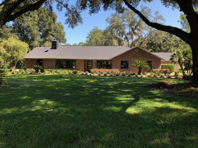 5898 NW 80th Ave Road, Ocala, FL 34482 (MLS #544712) :: Bosshardt Realty