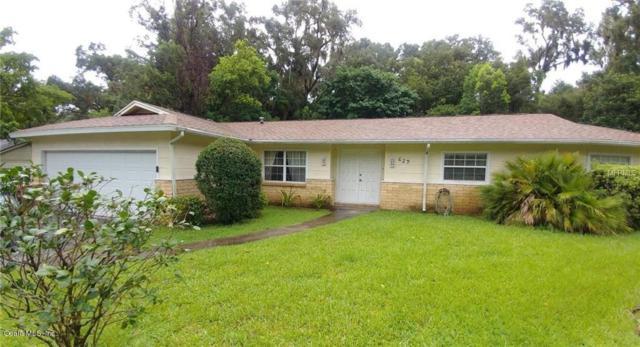 629 NE 23rd Avenue, Ocala, FL 34470 (MLS #544767) :: Bosshardt Realty