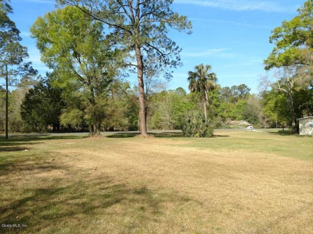 0.43ac NW Gainesville Rd, Reddick, FL 32686 (MLS #544768) :: Bosshardt Realty