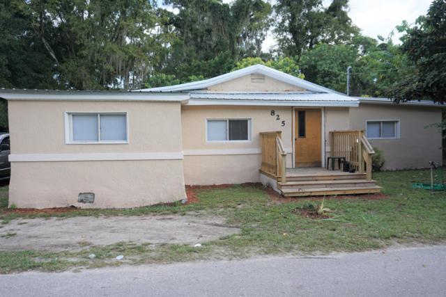 825 NW 11th Ave, Ocala, FL 34475 (MLS #544805) :: Bosshardt Realty