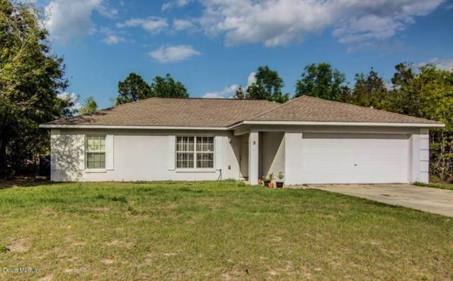 9 Willow Road, Ocala, FL 34472 (MLS #544844) :: Bosshardt Realty