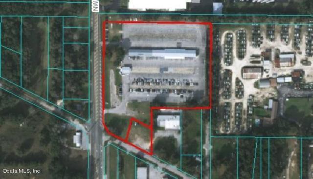 1205 NW 27th Avenue, Ocala, FL 34475 (MLS #544845) :: Bosshardt Realty