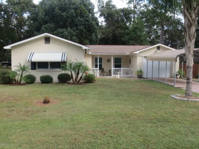 1855 SE 175th Terrace, Silver Springs, FL 34488 (MLS #544858) :: Realty Executives Mid Florida