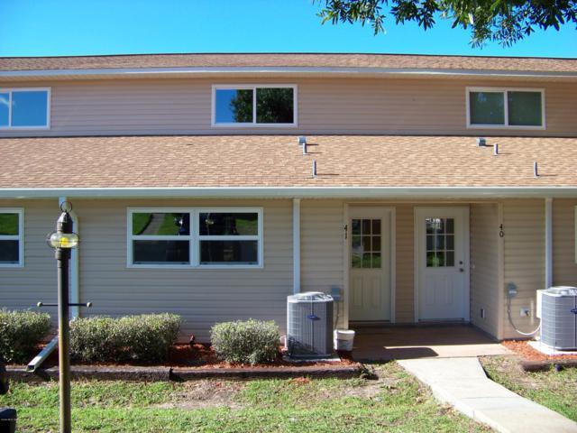 11001 SE Sunset Harbor Road F41, Summerfield, FL 34491 (MLS #544895) :: Bosshardt Realty