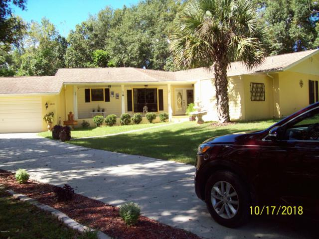 8826 N Golfview Drive, Dunnellon, FL 34434 (MLS #544960) :: Realty Executives Mid Florida