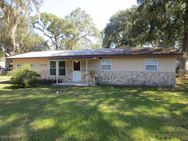 1891 SE 172nd Terrace, Silver Springs, FL 34488 (MLS #545009) :: Realty Executives Mid Florida