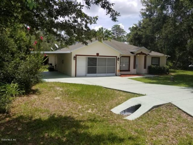 10889 SW 45th Terrace, Ocala, FL 34476 (MLS #545075) :: Thomas Group Realty