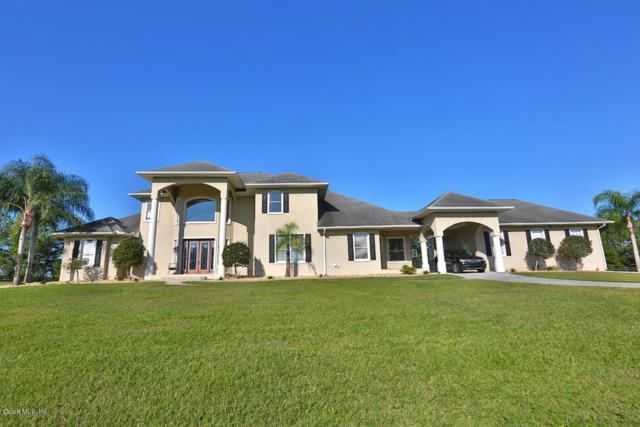 3330 NW 95th Avenue Road, Ocala, FL 34482 (MLS #545117) :: Bosshardt Realty